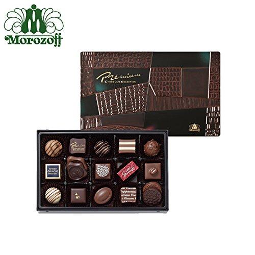 モロゾフ プレミアムチョコレートセレクション 17個入