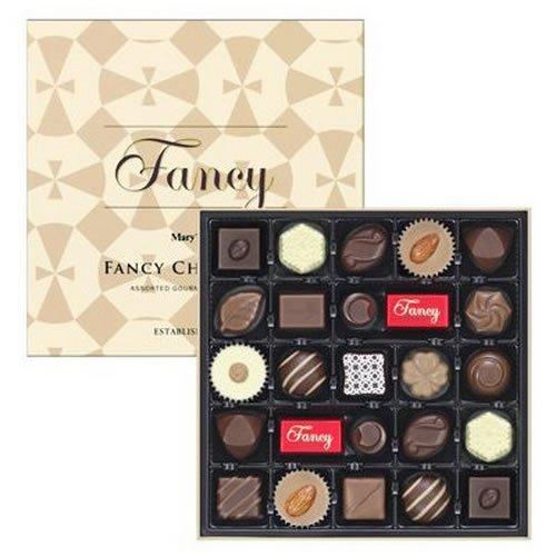 メリーチョコレート ファンシーチョコレート 25粒入