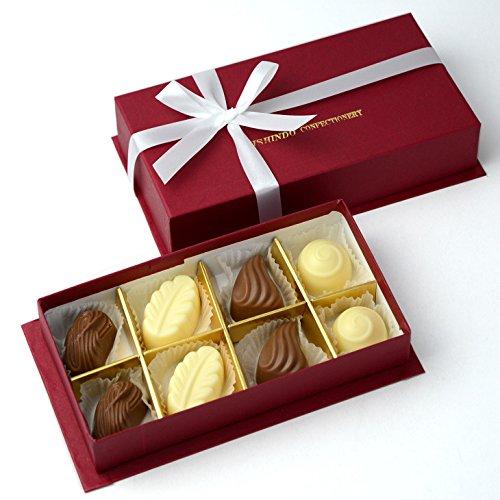 ホワイトチョコレート8個入