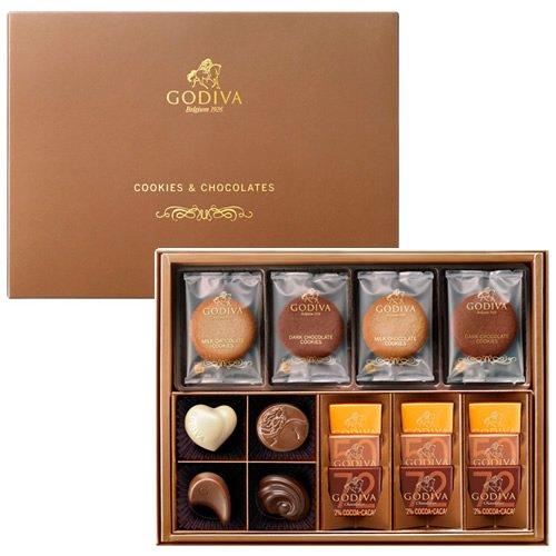 GODIVA クッキー&チョコレートアソートメント GCC-30