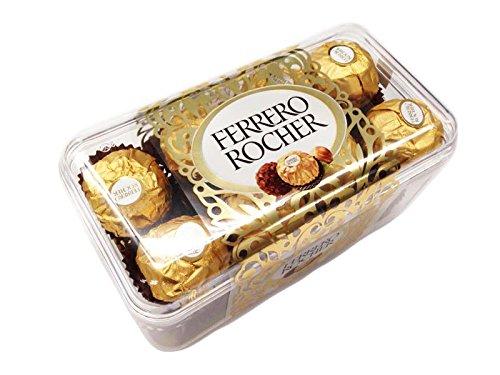 フェレロ ロシェ FERRERO ROCHER チョコレート 16粒