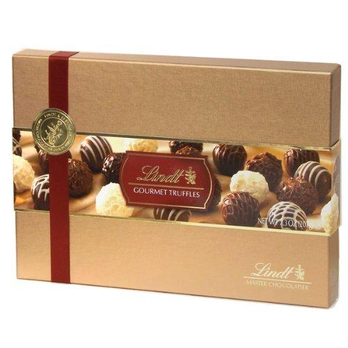Lindt Gourmet Truffles リンツ グルメトリュフ ギフトボックス 206g