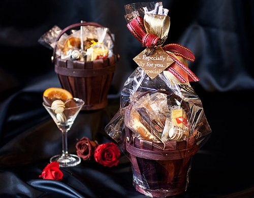 マスキュリン トリュフ 生チョコ オランジュ チョコレート 詰め合わせ