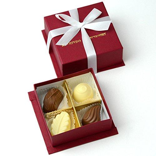 ホワイトチョコレート4個入
