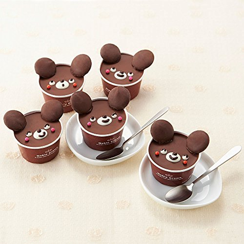 クマちゃんの生チョコカップ ココナッツキス 1セット