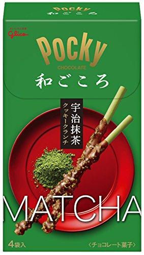 江崎グリコ ポッキー和ごころ 宇治抹茶 4袋×6個