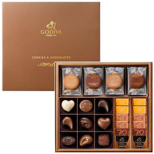 GODIVA クッキー&チョコレートアソートメント GCC-50