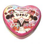 アマゾン ディズニー ミッキー ミニー 缶入チョコレート ディズニースウィートラブ 東京ディズニーリゾート限定