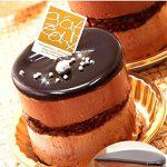 アマゾン スイートますや リッチな味わい とろける生ショコラ 3個入 チョコレートケーキ