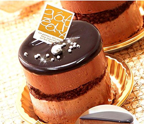 リッチな味わい とろける生ショコラ 3個入 チョコレートケーキ