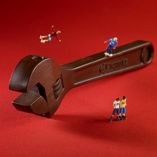 工具チョコレート モンキィー