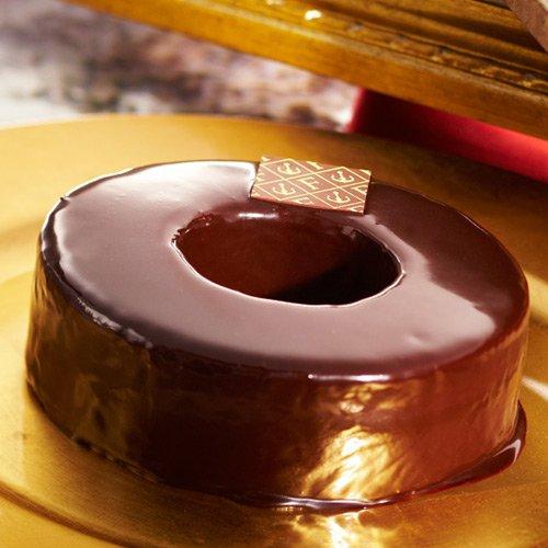 神戸チョコとろバウム
