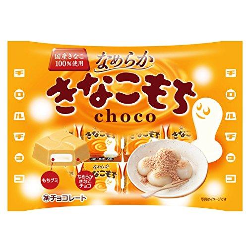 チロルチョコ なめらかきなこもち袋 8個×10袋