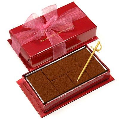 生チョコレート8個入