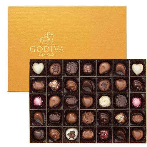 GODIVA チョコレート詰合せ G-100