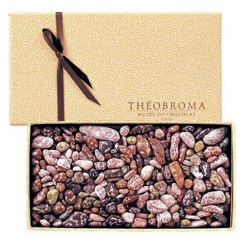 テオブロマ 小石そっくりなチョコレート じゃり