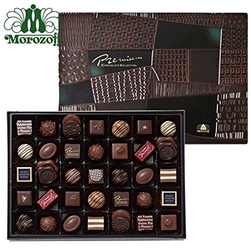 モロゾフ プレミアムチョコレートセレクション 39個入