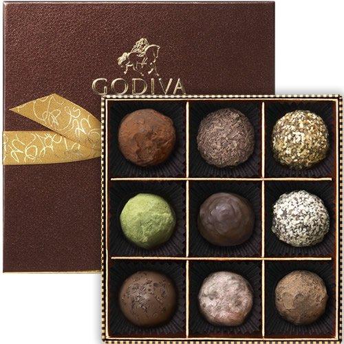 ゴディバ GODIVA チョコレート トリュフ アソートメント