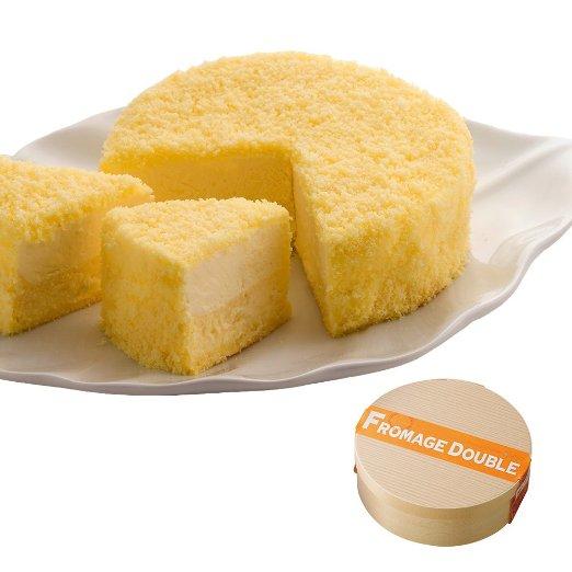 ルタオ LeTAO ドゥーブルフロマージュ チーズケーキ