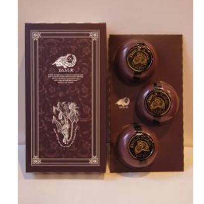 生チョコクリーム3個ギフトボックス