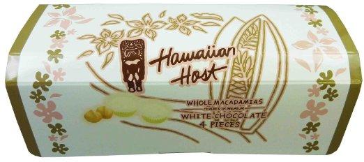 ハワイアンホースト マカデミアナッツチョコアロハホワイト