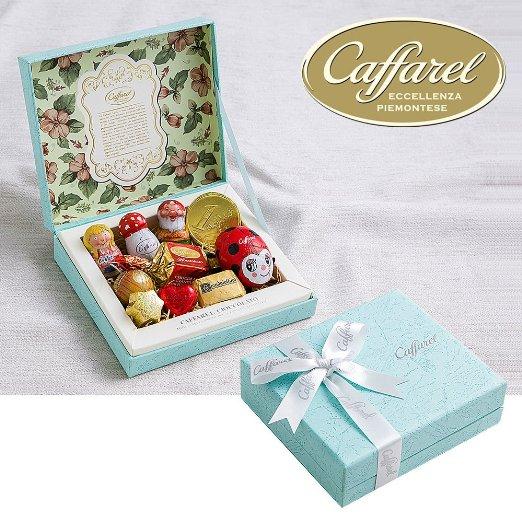カファレル Caffarel オリジナルギフト ピッコラ チョコレート 紙袋付