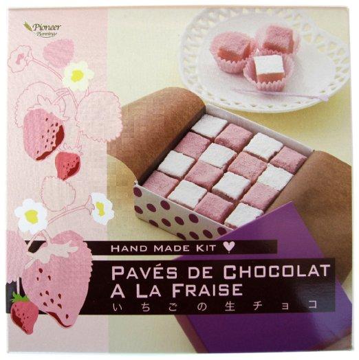 パイオニア企画 いちごの生チョコセット