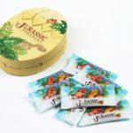 アマゾン 神戸マキィズ 恐竜チョコレート ジュラシックショコラ エッグBOX 7個入