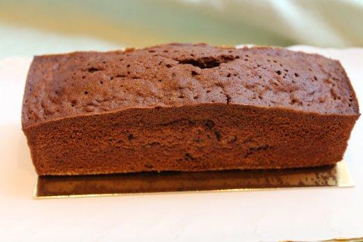 プールアヴェニール春菓 濃厚5倍チョコ チョコレートパウンドケーキ 17cm