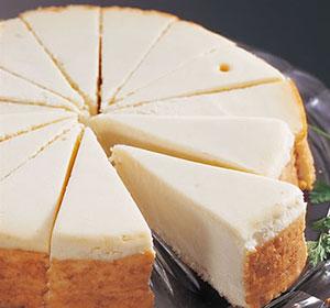 アメリカ製ニューヨークチーズケーキ