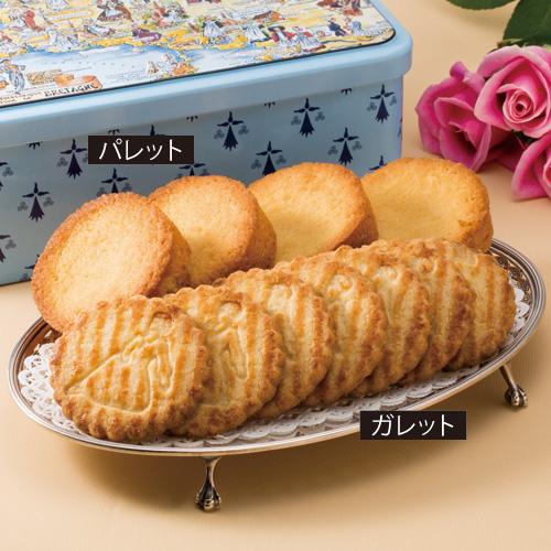 ブルターニュマップクッキー