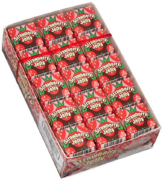 チロルチョコ チロルチョコいちごゼリー 1個×45個