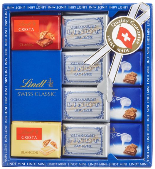 Lindt リンツ ミニチョコアソートギフト 59g