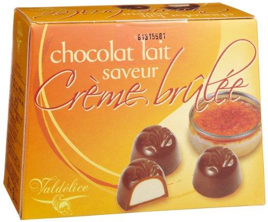 ヴァルデリーチェ VALDELICE クリームブリュレ チョコレート 150g