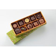 コフレドショコラ 10個詰