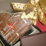 ぐるなび サリュ メッセージカード・オシャレで豪華なラッピング 女性に大人気ショコラ