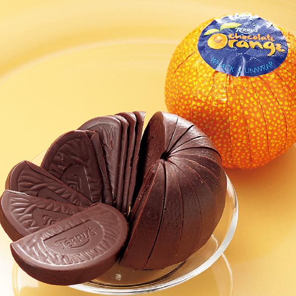 オレンジチョコレート ミルク