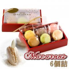 ダロワイヨ マカロン6個詰
