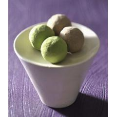 日本茶トリュフチョコレート4個入
